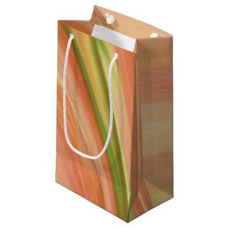 Delicate Peach Small Gift Bag