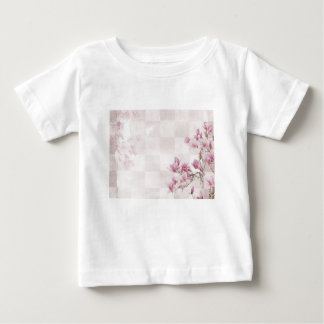 Delicate Pink Baby Girl  Clothing Baby T-Shirt
