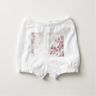 Delicate Pink Baby Girl  Clothing Diaper Cover