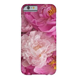 Delicate Pink Peony Girlish I Phone 6 Case