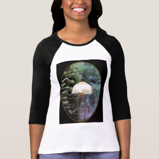 Delicate tree hugger fungi T-Shirt
