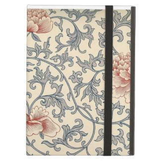 Delicate Vintage Floral Art iPad Air Cases