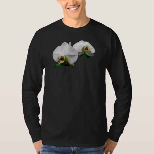 Delicate White Orchids T-Shirt