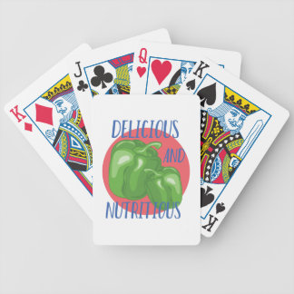 Delicious And Nutritious Poker Deck