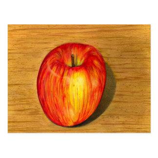 Delicious Apple postcard