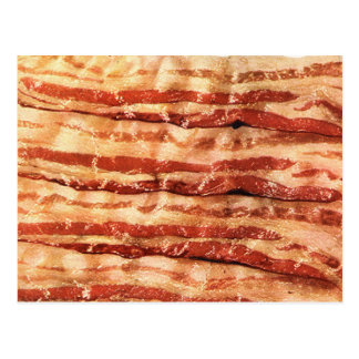 Delicious BACON goodness Postcard