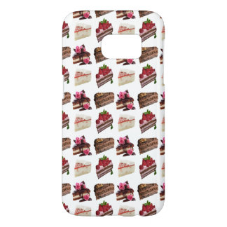 Delicious Cakes Selection Samsung Galaxy S7 Case