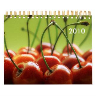 Delicious Calendar for 2010