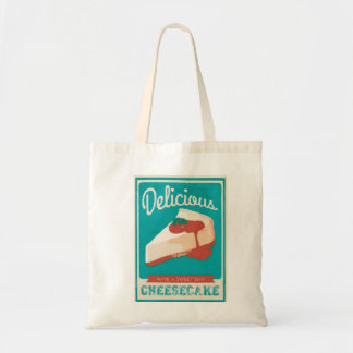 Delicious Cheesecake Tote Bag