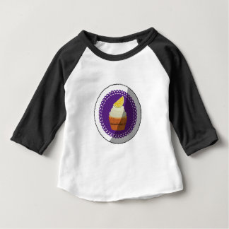 Delicious cup cake baby T-Shirt