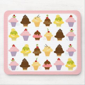Delicious Cupcakes Mousepad