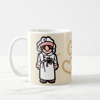 delicious drink. coffee mug