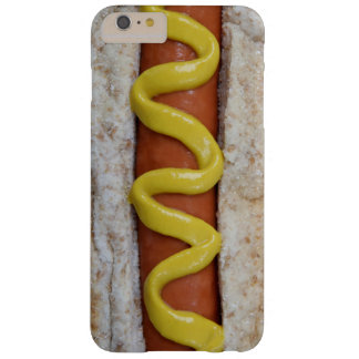 delicious hot dog with mustard photograph barely there iPhone 6 plus case