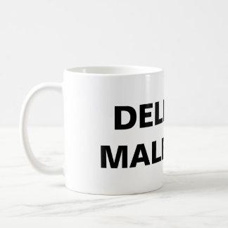 Delicious male tears coffee mug