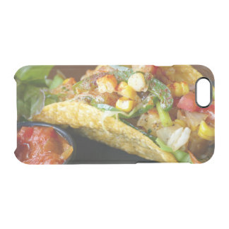 delicious Mexican Tacos photograph Clear iPhone 6/6S Case