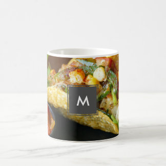 delicious Mexican Tacos photograph Coffee Mug