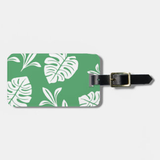 Delicious Monster Personalized Luggage Tag
