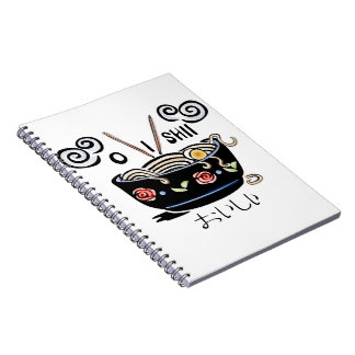 Delicious Noodles Notebook
