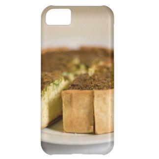 Delicious Quiche iPhone 5C Cases