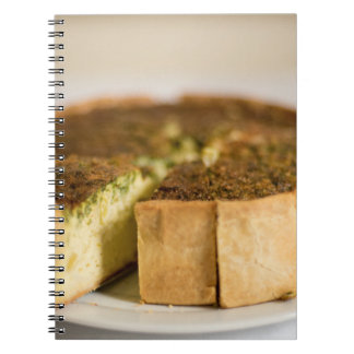 Delicious Quiche Notebook