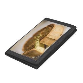 Delicious Quiche Tri-fold Wallet