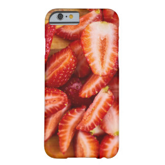Delicious Strawberry Barely There iPhone 6 Case