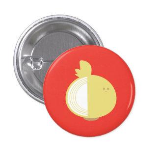 Delicious Summer 1 Inch Round Button