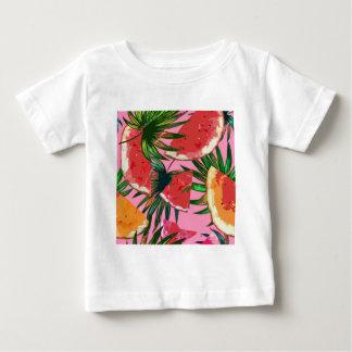 Delicious Summer Fruit Melon tasty Design Baby T-Shirt