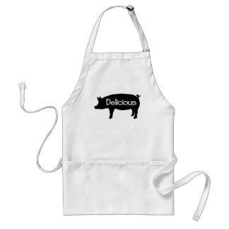 Delicious Swine Standard Apron