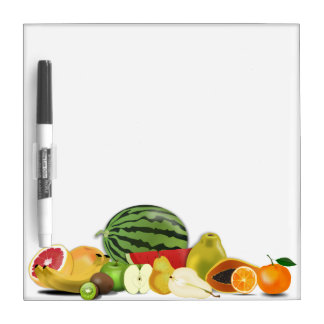 Deliciously Juicy Dry Erase Board