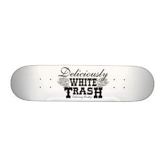 deliciously custom skateboard