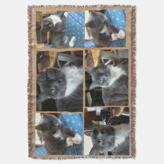 "Delighful ""photo throws"" throw blanket"