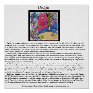 Delight Poster