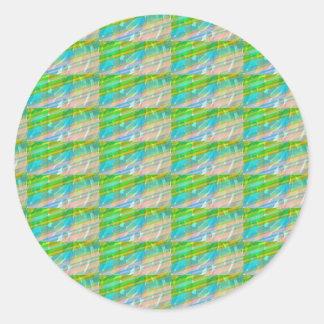 DELIGHT Sparkle Green Dream Ideal GIFTS FUN Sticker