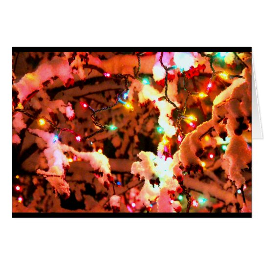DeLIGHTful Christmas! Card