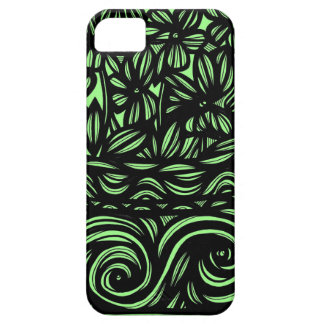 Delightful Floral Manly Beautiful iPhone 5 Cover
