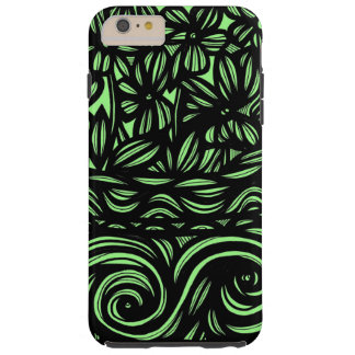 Delightful Floral Manly Beautiful Tough iPhone 6 Plus Case