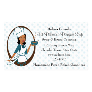 Delightful Soup Business Cards