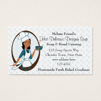 Delightful Soup Business Card