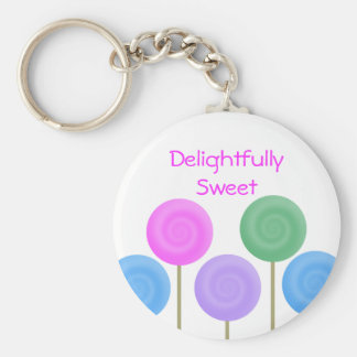 Delightfully Sweet Collection Keychain