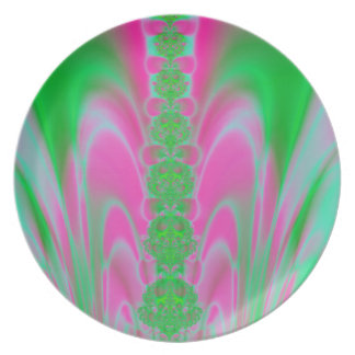 Delights In Color #4 Melamine Plate