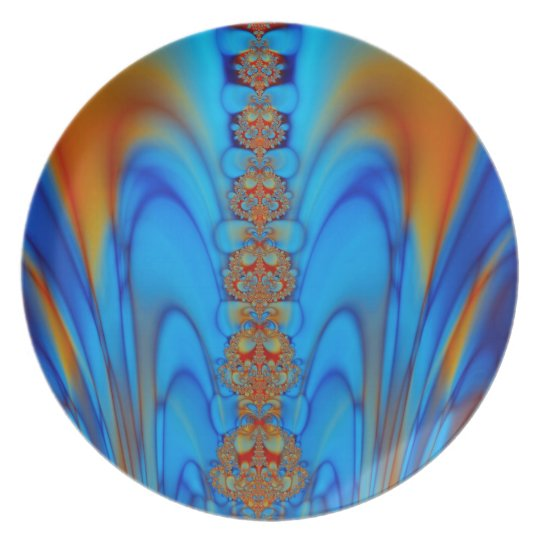Delights In Colour #2 Melamine Plate
