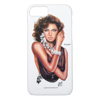 Delilah by Elizabeth Austin Phone Case