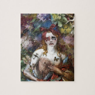 Delilah Jigsaw Puzzle