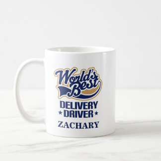 Delivery Driver Personalized Mug Gift