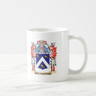 Dell-Agostino Coat of Arms - Family Crest Coffee Mug