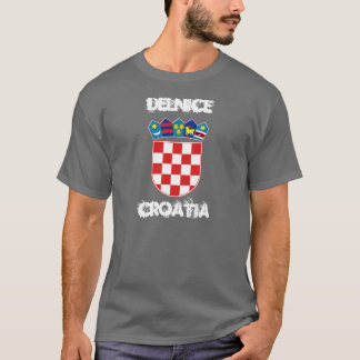 Delnice, Croatia with coat of arms T-Shirt