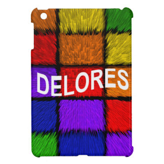 DELORES iPad MINI CASE