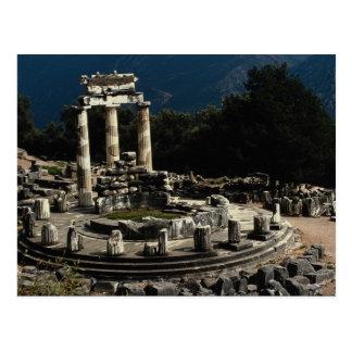 Delphi, Greece Postcard