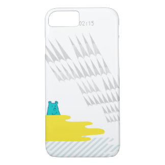 Delta02 PM02: At sea of 15 honey iPhone 8/7 Case